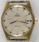 Vintage Men's Omega Automatic Geneve With Date  Working