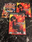 USED THE KING OF FIGHTERS '94 RE-BOUT Limited Edition playsation 2