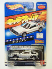HOT WHEELS CW21 DELOREAN BACK TO THE FUTURE JAPAN EXCLUSIVE BRAND NEW