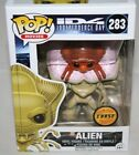 Funko Pop Movies ID4 Independence Day #283 Alien CHASE Vinyl Figure *BOX ISSUES*