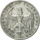 [#581098] Münze, Deutschland, Weimarer Republik, 3 Mark, 1922, Berlin, SS