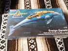 MONOGRAM SEA QUEST DSV ENSIGN DARWIN  1/12th SCALE