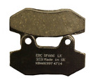 EBC Brakes SFA86 Scooter Brake Pads for Hyosung MS3 125/250,Sachs Mad Ass 50/125