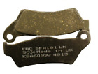 EBC Brakes SFA181 Scooter Brake Pads for Piaggio X9 500 Evolution (05-09).