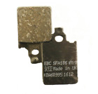 EBC Brakes SFA186 Scooter Brake Pads for Vespa PX150 (05-06)
