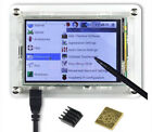 35 TFT LCD Touch Screen Display 128M SPI + Case For Raspberry Pi 3 B+ Zero W