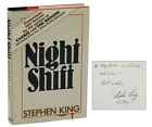 Night Shift by STEPHEN KING SIGNED First Edition 1978 Complimentary Copy 1st
