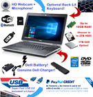 Dell Laptop Computer 156 LED Intel Core i5 32GHz 4GB 250GB DVD+RW WiFi WebCam