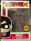 Funko Pop! 365 Violet The Incredibles Rare Chase Variant New MIB
