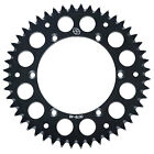 Primary Drive Rear Aluminum Sprocket 50 Tooth Black for Beta 350 RR 2013-2017