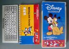 Cricut Cartridge Disney Mickey Mouse Friends or Mickey Font Booklet Box Overlay