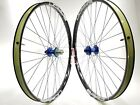 Custom Hand Built Stans Baron MK3 29 in rims Hope Pro 4 Iso hubs Bicycle Wheels