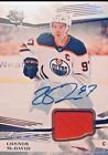 17-18 UD THE ULTIMATE CONNOR McDAVID JERSEY AUTO NICE CARD!!!
