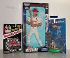 Lot Of 3 Mark McGwire Pieces Starting Lineup 12