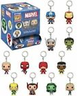 Funko Marvel Avengers Infinity War Mystery Keychain Display case + Complete set