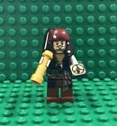 NEW LEGO Jack Sparrow Minifig with Compass and Looking Glass JS25 - FAST SHIP