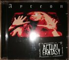 Ayreon Actual Fantasy 1996 CD / T.M.008 / RARE