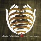 Until My Heart Caves In by Audio Adrenaline (CD Aug-2005, Forefront) / FREE SHIP
