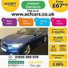 2016 BLUE BMW 230i 20 T M SPORT PETROL MANUAL 2DR COUPE CAR FINANCE FR 67 PW