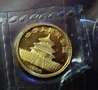 1986 1/25 oz 5 yeans gold in mint seal ;pack nice coin