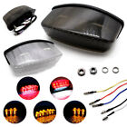 LED Brake Tail Lights Turn Signals for Ducati Monster 400/600/620/695/750/800