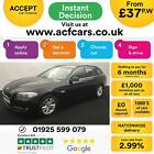 2012 BLACK BMW 530D TOURING 30 SE DIESEL MANUAL 5DR CAR FINANCE FR 37 PW