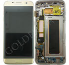 OEM Display LCD Screen Touch Screen Digitizer + Frame For Samsung Galaxy S7 Edge