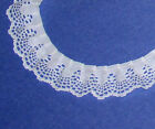 Assorted Vintage Lace Trim Lots 38 - 5 Wide Closeout Ivory Cream White 80x