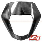 2013-2017 KTM 690 Duke Upper Front Nose Headlight Trim Cowl Fairing Carbon Fiber