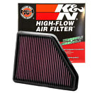 K&N 33-2439 Drop In Air Filter 2010-17 Chevy GMC Terrain Equinox 2.4L 3.6L