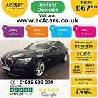 2013 BLACK BMW 730D 30 M SPORT DIESEL AUTO 4DR SALOON CAR FINANCE FR 67 PW
