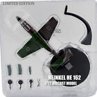 GERMAN Heinkel He 162 1 72 diecast plane model aircraft War Master