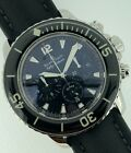 Blancpain Fifty Fathoms Automatic Flyback Chronograph Steel Bx/Prs 5085F-1130-52