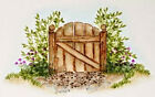 Art Impressions Grassy Hill RETIRED U get photo2 LKexamples Rubber Stamps