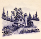 SILO BARN RETIRED U GET PHOTO 2 LKexamples ART IMPRESSIONS RUBBER STAMPS
