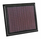 K&N 33-5034 Replacement Air Filter 2014-2018 Jeep Renegade Compass Fiat 500X