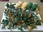 Huge lot 140+ Vintage Military Toy Soldiers Army Men and Tanks