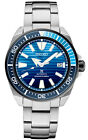 New Seiko Save the Ocean Automatic Prospex Samurai Divers 200M Mens Watch SRPC93