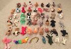 Lot 8 Beanie Babies w/ Tags Jake Giganto Fizzer Nils Dinky Roam Snowball Waves
