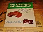Vintage Fred Sanders Candy Co. Old Fashioned Mints 11 1/2 OZ. Box Detroit