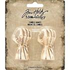 Tim Holtz Idea Ology Zombie Hands Halloween NEW
