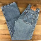 Levis 517 Low Rise Boot Cut Womens Jeans Size 9 Juniors 28x31 Vintage 1990s
