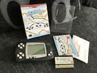 Wonderswan Clear Black Console With 1 Boxed Game - Working Order