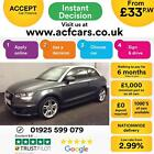 2013 GREY AUDI A1 14 TFSI S LINE PETROL MANUAL 3DR CAR FINANCE FR 33 PW