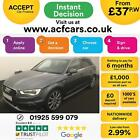 2014 GREY AUDI A3 SPORTBACK 14 TFSI 140 S LINE PETROL 5DR CAR FINANCE FR 37 PW