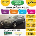 2012 GREY AUDI A4 AVANT 20 TDI 143 SE DIESEL AUTO CAR FINANCE FROM 37 PW