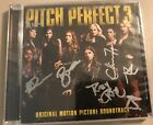 Pitch Perfect 3 SIGNED cast album CD sealed autograph Brittany Snow Chloe