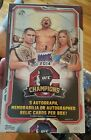 2014 TOPPS UFC CHAMPIONS HOBBY BOX NEW FACTORY SEALED 5 HITS LIDDELL ROUSEY