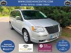 2009 59 CHRYSLER GRAND VOYAGER 28 CRD LTD AUTOMATIC 7 SEATER 85888 MILES