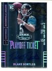 2014 Contenders BLAKE BORTLES Rookie RC Auto Autograph Playoff Ticket 67 99